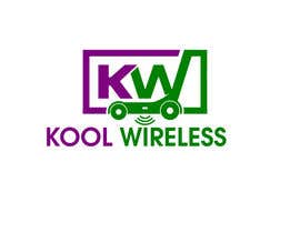 #153 for Design a Logo kool wireless af sumifarin