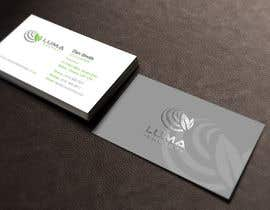 #334 for Luma Energy Business Card Design Contest by youart2012