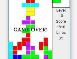 #5 , Tetris GUI 来自 FullStackService