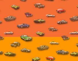 #37 สำหรับ Background  Skin / Collage needed of Muscle Car Pattern / Arrangement โดย gsb666