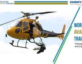 Nro 19 kilpailuun Design a Powerpoint template for Worldwide Aviation Training käyttäjältä jborgesbarboza