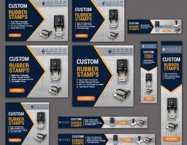 #46 for Custom Stamps AdWords Banners (10 Sizes) by sharminsnigdha