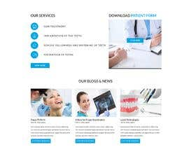 #14 for dentistWebsite by Dineshaps