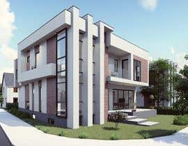 #32 for Realistic exterior rendering of a modern house by yangjinhyun