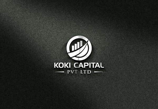 Konkurrenceindlæg #83 for koki capital pvt ltd