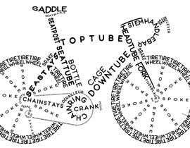 #8 for Road Bicycle designed with the names of the bicycle parts by NonverbDaza