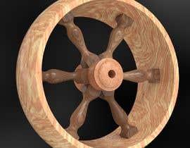 Nro 20 kilpailuun wheel design for board game käyttäjältä godraw