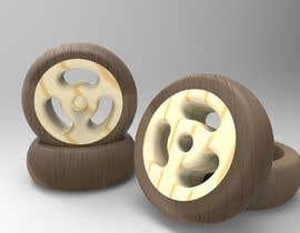 Nro 58 kilpailuun wheel design for board game käyttäjältä Adiet021