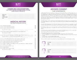 #64 para design a patient form according to brand style de aishwaryaverma55