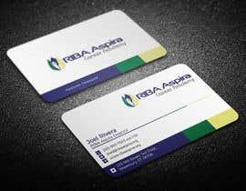 #71 untuk Design some Business Cards for a Non-Profit Company oleh rtaraq