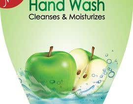 #28 per Create Print and Packaging Designs - Liquid Hand Soap Label da asadk7555