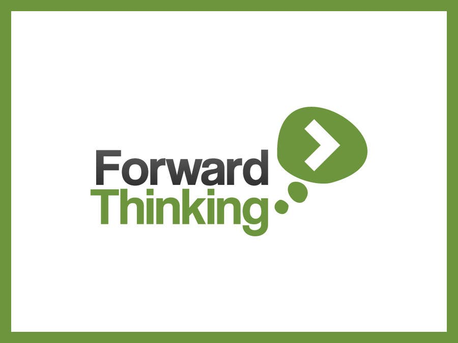 Proposition n°                                        208                                      du concours                                         Logo Design for Forward Thinking