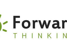 #83 para Logo Design for Forward Thinking por sat01680