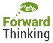 "Graphic Design Intrarea #198 pentru concursul ""Logo Design for Forward Thinking"""