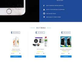 #36 for Design ideas for mobile phone repair site on PSD or any other format. by amgnim