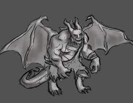 Thabsheeribz tarafından Draw a creature için no 22