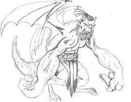josemillan9 tarafından Draw a creature için no 3