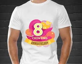 #43 for T-Shirt Design ASAP by carlasader1