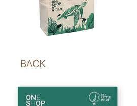 #20 for Design Reusable Shopping Bag af eliaselhadi