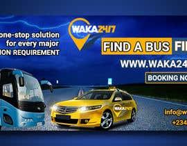 #36 for Facebook cover design for vehicle booking website af rana63714