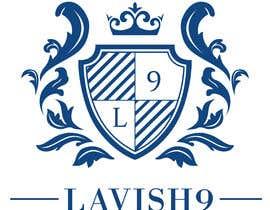 #55 untuk Design a Logo for LAVISH9.com oleh gomes1059
