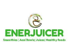#27 cho Design a Juice Bar logo and symbol bởi fazeeranatasha95