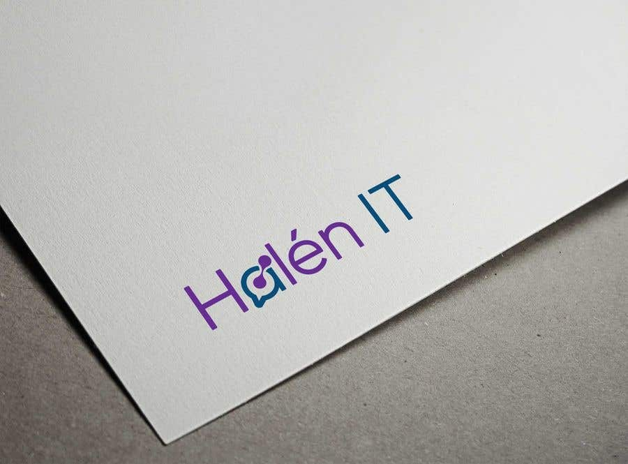 Contest Entry #24 for Logo for Halén IT