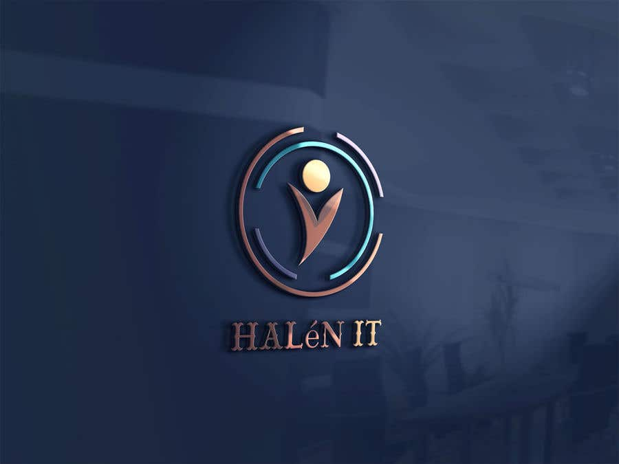 Contest Entry #20 for Logo for Halén IT