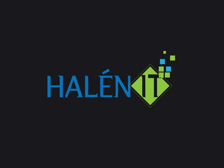 Contest Entry #78 for Logo for Halén IT