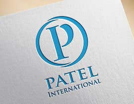 #33 สำหรับ Design a Logo - Patel International โดย Kashish2015