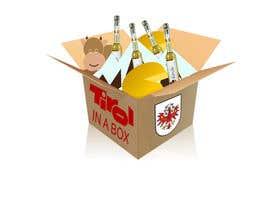"""EdesignMK tarafından Design a Logo for """"Tirol in a Box"""" için no 26"""
