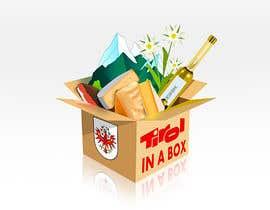"Spector01 tarafından Design a Logo for ""Tirol in a Box"" için no 28"