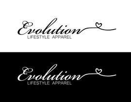 #133 for Evolution Lifestyle Apparel represents a line of clothing and accesories by imran201