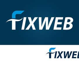 #171 para Logo Design for FIXWEB por raihan7071