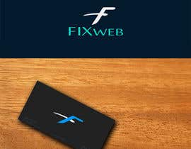 #158 for Logo Design for FIXWEB by bhyre1