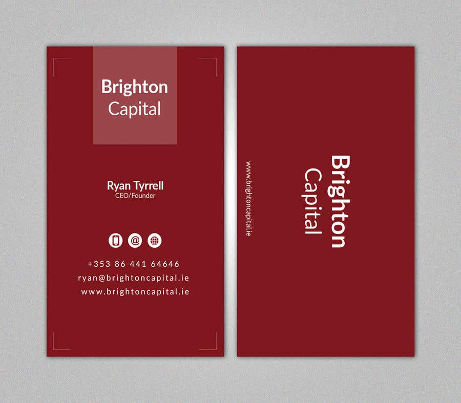 entry 38 by imranshikderh for business cards headed letter