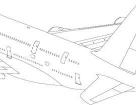 #79 for Line-Art Vectors of Airplanes (Multiple Winners) by ApplaudJames