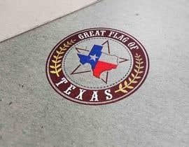 magepana tarafından Design a Logo for Great Flag of Texas için no 38