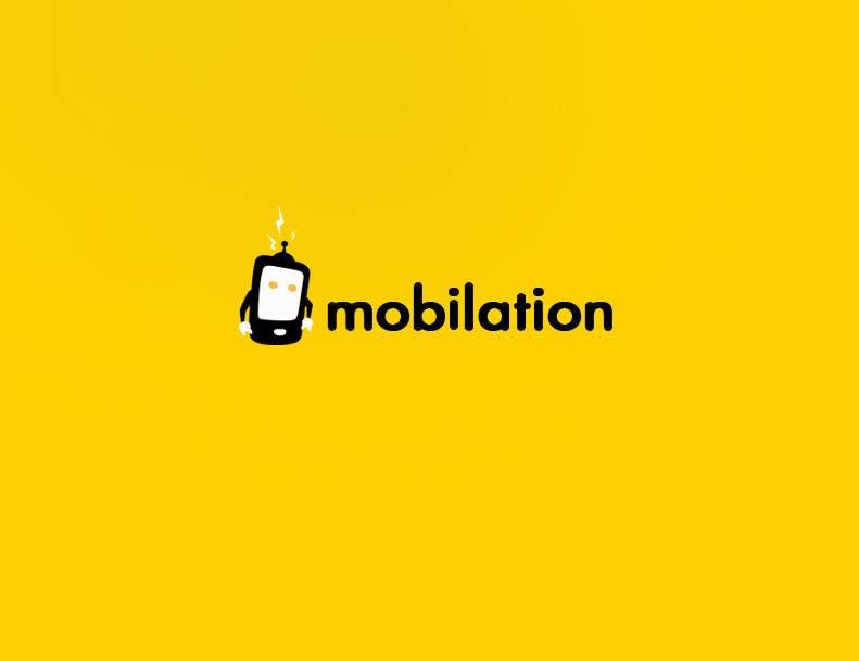 Penyertaan Peraduan #                                        130                                      untuk                                         Logo Design for Mobilation