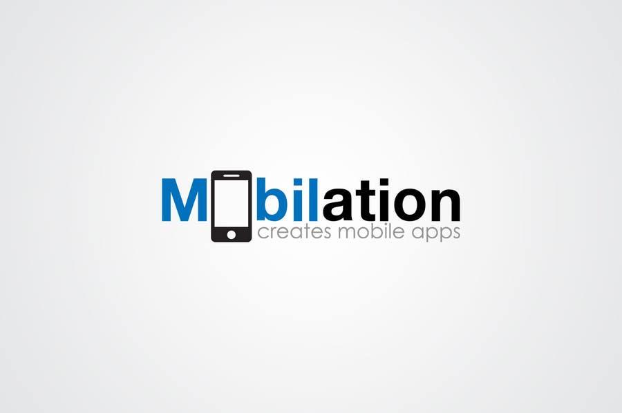 Penyertaan Peraduan #                                        7                                      untuk                                         Logo Design for Mobilation
