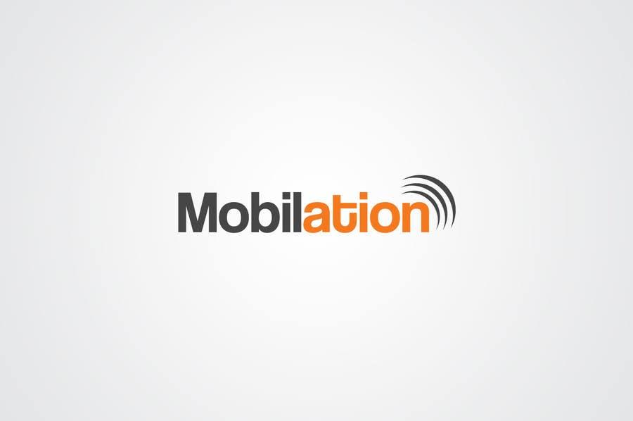 Penyertaan Peraduan #                                        113                                      untuk                                         Logo Design for Mobilation