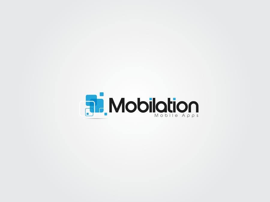 Penyertaan Peraduan #                                        23                                      untuk                                         Logo Design for Mobilation