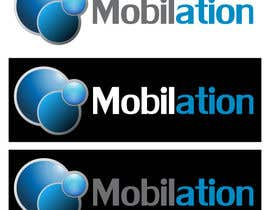#70 para Logo Design for Mobilation por taganherbord