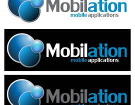 #60 para Logo Design for Mobilation por taganherbord