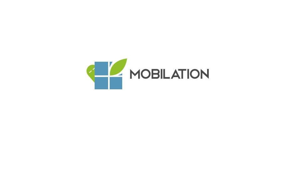 Penyertaan Peraduan #                                        20                                      untuk                                         Logo Design for Mobilation