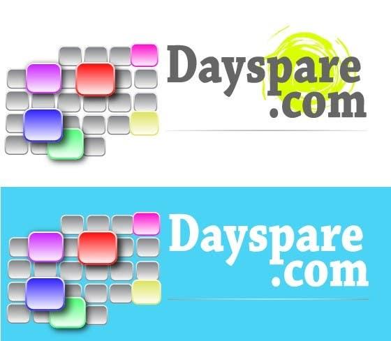 Inscrição nº 56 do Concurso para Logo Design for Dayspare.com