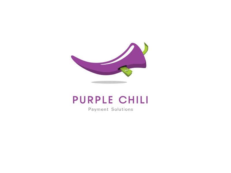 Bài tham dự cuộc thi #163 cho Logo Design for Purple Chili Payment Solutions
