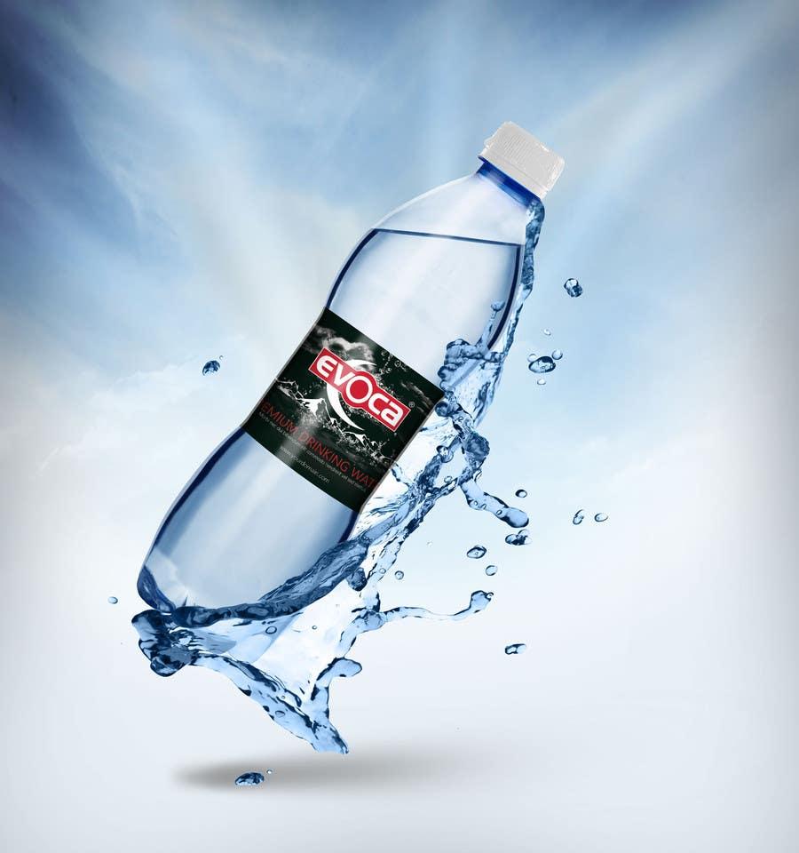 Penyertaan Peraduan #                                        17                                      untuk                                         Creating an Evoca 500ml Water PET bottle design