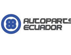 #125 for Logo  autoparts ecuador by dashayamaha
