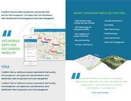 Nro 24 kilpailuun Design a Brochure käyttäjältä zilzdebora